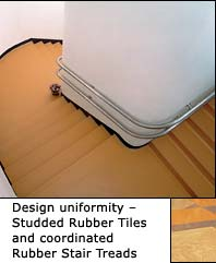 Activa Rubber Flooring Is Best Suited For Lications In Heavy Traffic Areas Its Functionality Aesthetics And Value